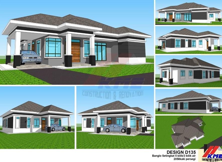 Melantik arkitek untuk bina rumah