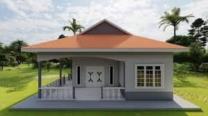 Projek Bina Rumah 3 bilik 2 bilik air di Felda Ulu Tebrau Ulu Tiram