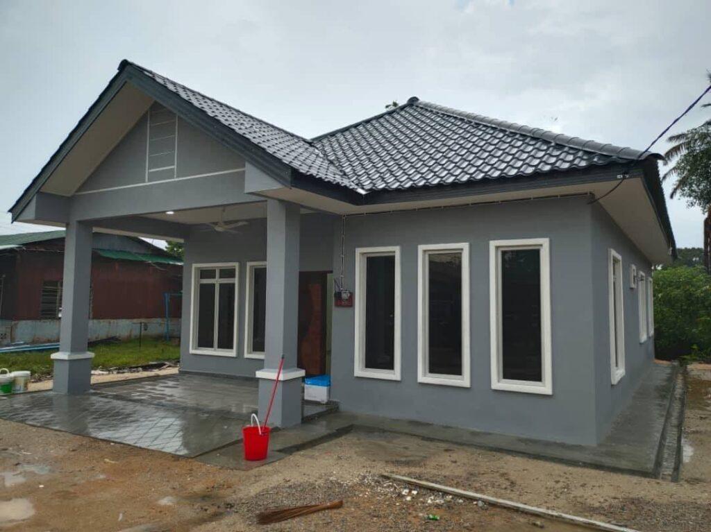 bina rumah johor