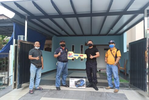 Projek Ubahsuai Rumah Di Taman Nusantara Gelang Patah